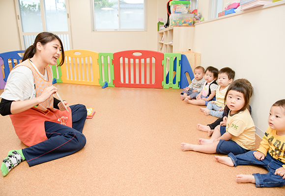 Kindergarten Building Children Spend Time Comfortably with Facilities and Specifications that Set Safety as the Top Priority