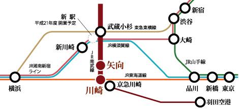 川崎アプローチ線 - JapaneseCla...